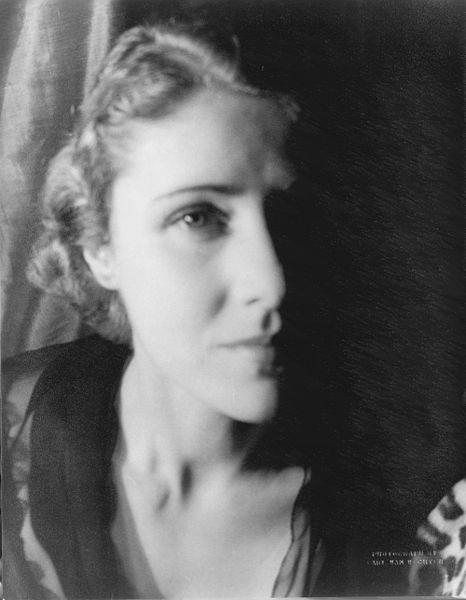 Clare Booth Luce by Van Vechten