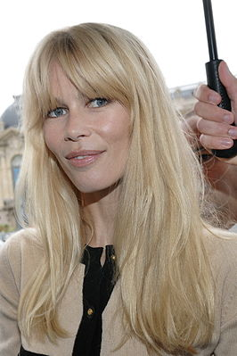 Claudia Schiffer in 2009