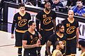Cleveland Cavaliers vs. Indiana Pacers (February 15, 2017).jpg
