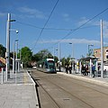 Clifton- Holy Trinity tram stop (geograph 4956513).jpg