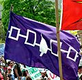 Climate March 0806 flags (34253906092).jpg