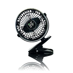 Fan (machine) - A standard clip-fan
