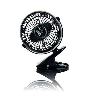 Fan (machine) - A standard clip-fan