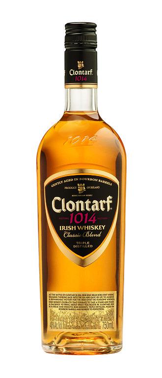 Clontarf (whiskey) - Clontarf 1014