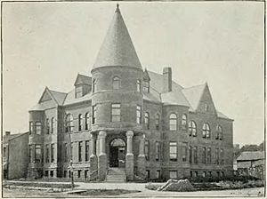 Close Hall - Image: Close Hall, State University History of Iowa