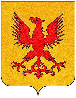Da Polenta family - Coats of arms da Polenta family