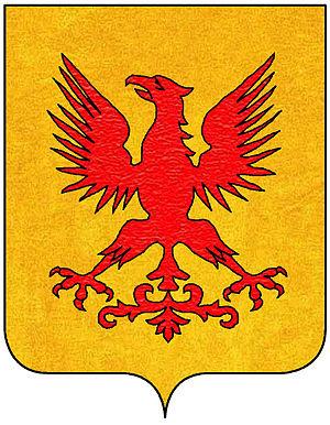 Da Polenta family - Coats of arms da Polenta family