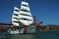 Coast Guard Cutter Eagle Arrives in San Francisco (2697758820).jpg