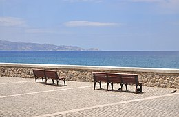 Coasts of the Aegean Sea in Heraklion, Crete 002.jpg