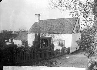 Cottage at Llandyrnog