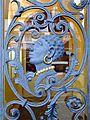 Coburger Mohr im Ziergitter der Rathaustür.jpg