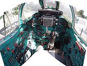 Cockpit Mig23 high resolution