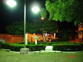 Praça Nabi Salém