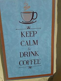 Coffee drinking and calm.jpg