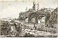 Collection de cent-vingt estampes, gravée d'après les tableaux and dessins qui composoient le cabinet de m. Poullain précédée d'un abrégé historique de la vie des auteurs qui la composent Cette suite (14592278749).jpg