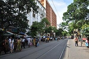 College Street (Kolkata) - College Street.