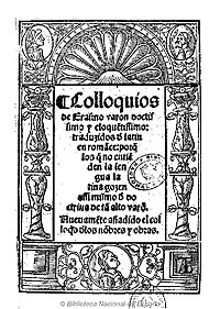 Colloquies cover