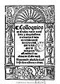 Colloquios de Erasmo 1532.jpg