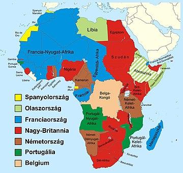 Hajsza Afrikaert Wikipedia
