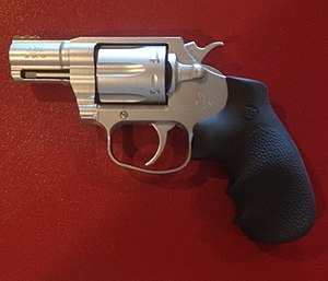Colt Cobra - Photo of Colt Cobra revolver 2017 rerelease.