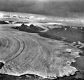 Columbia Glacier, Calving Terminus with Oblique View of Valley Glacier, September 9, 1973 (GLACIERS 1178).jpg