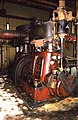Compressor engine, Fishburn Coking Works - geograph.org.uk - 688675.jpg