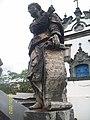 Congonhas MG Brasil - Profeta Ezequiel em pedra sabão, de Aleijadinho - panoramio.jpg