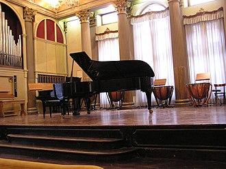 Conservatorio di Musica Benedetto Marcello di Venezia - Salle de concert