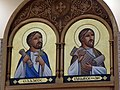 Coptic Orthodox Church of Saint George, Stevenage, icons (20667290524).jpg