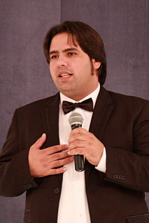 Costel Busuioc Romanian tenor