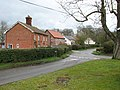 Cottages in The Street, Thorpe Abbotts - geograph.org.uk - 1780441.jpg