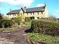 Cottages near Langton Hall - geograph.org.uk - 144057.jpg