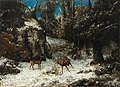 Courbet - Combat of Stags in the Snow, c.1868.jpg