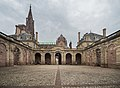 Courtyard of Palais Rohan, Strasbourg 03.jpg