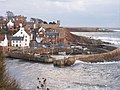Crail harbour in a winter blow - geograph.org.uk - 95941.jpg