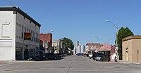 Crawford, Nebraska 2nd St from Linn 1.JPG