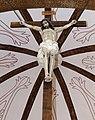 Cristo crucificado de la iglesia parroquial de San José de Calasanz de Cofita (Huesca - Aragón) 001.jpg
