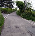 Cross roads . - geograph.org.uk - 1313921.jpg