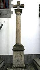 croix de l'ancien cimetière d'Hendaye