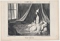Croyant l'apercevoir, from Croquis Parisiens, published in Le Charivari, March 23, 1857 MET DP876638.jpg