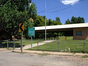 "Croydon, Utah - Croydon ""City"" Park"