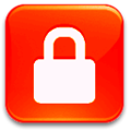 Crystal Clear action lock2.png