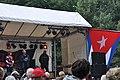Cuba Sí Fiesta Berlin 2011 Hans Modrow.JPG