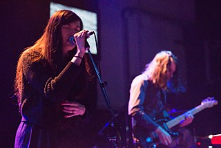 Cults (band) American indie band