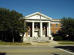 Current Medina County Ohio Courthouse