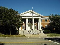 Medina Countys domstolhus i Medina.