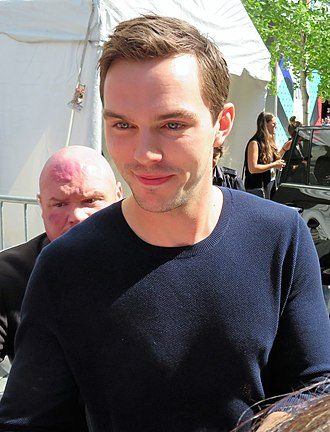 Nicholas Hoult - Hoult at an event for The Current War in 2017