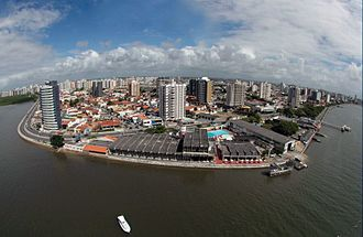 Sergipe - Aracaju is the largest city of the state.