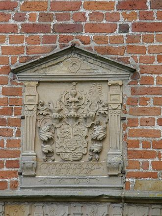 Maria of Brunswick-Lüneburg - Image: Cuxhaven Luedingworth St. Jacobi 032 (Ra Boe)