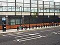 Cycle hire rack, St Pancras Station, London - geograph.org.uk - 2080563.jpg